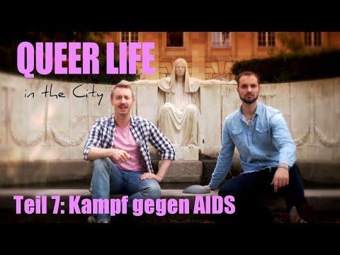 Queer Life in the City - Teil 7: Kampf gegen AIDS - Die-ins für die Sichtbarkeit