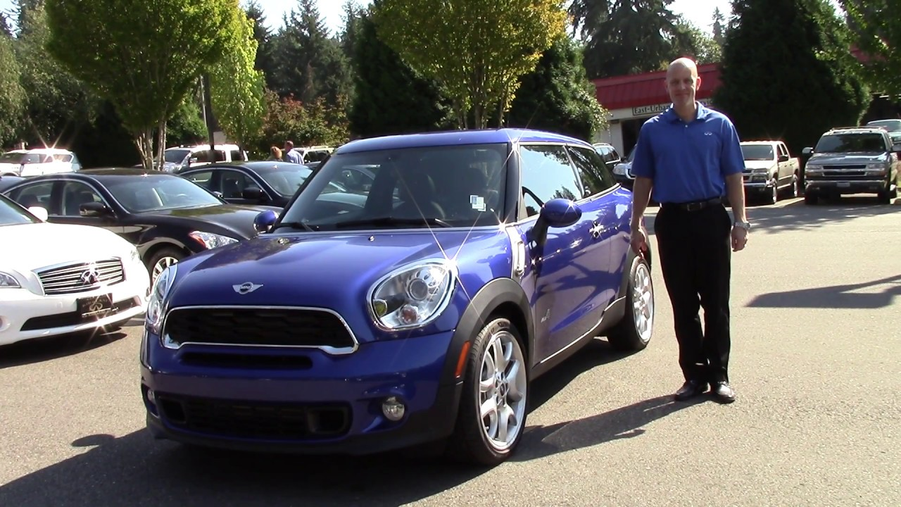 Mini Cooper Paceman Review >> 2013 Mini Cooper Paceman All4 Review - We review the Paceman specs, performance and more - YouTube