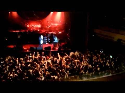 X-JAPAN  KURENAI - BORN TO BE FREE -  ARGENTINA 14 DE SEPTIEMBRE 2011 EL TEATRO COLEGIALES