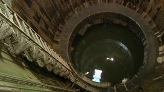 Cavernous Surge Tank Protects Tokyo From Floods