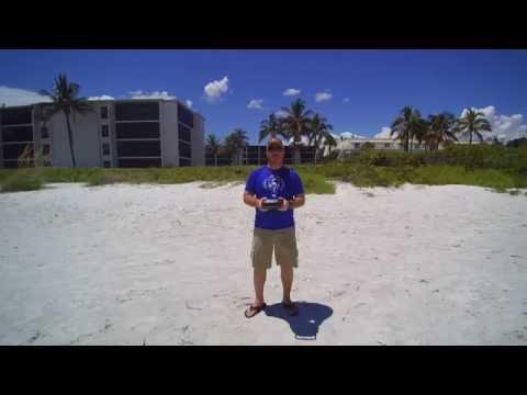 Sundial Beach Resort & Spa (Sanibel Island, Florida) - Pan Out Drone Video Shot