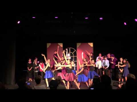 Singin' In The Rain - Lights Up Musical Theatre
