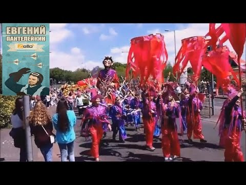 May Day 2016 Celebrations. Lisburn, Northern Ireland, UK 05/2016