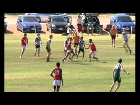 2011 U15s SGL GRAND FINAL South Augusta Vs Port