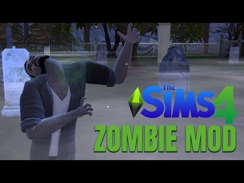 THE SIMS 4 ZOMBIE MOD 🧟🧠Overview