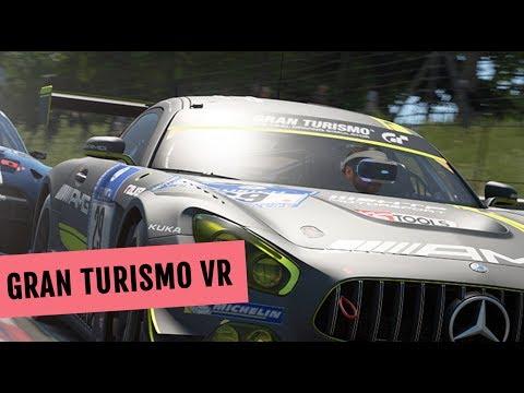 Gran Turismo Sport mit PSVR und PS4 Pro