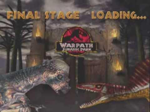 Jurassic Park warpath Pachycephalosaurus