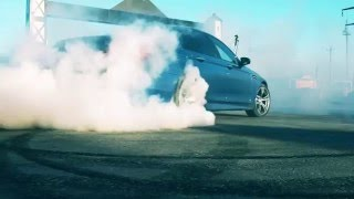 BMW M5 - Grozny 2016