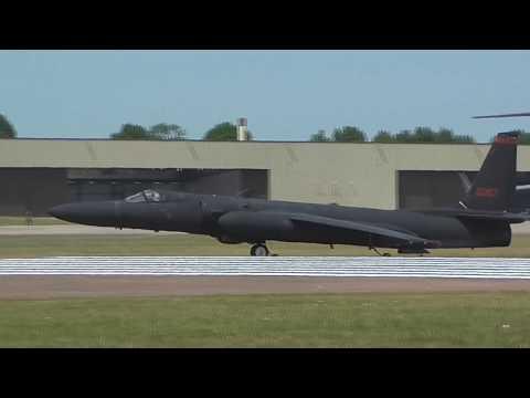 Two USAF Lockheed U-2