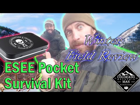 ESEE Pocket Survival Kit Field Review