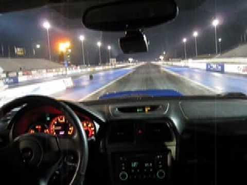 Subaru STI Drag Strip - 12.53