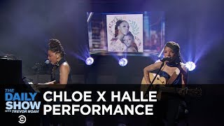 """Chloe x Halle - """"The Kids Are Alright"""" and """"Warrior"""" 