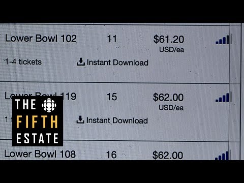 Julien Lavallée & StubHub : The Super Scalpers - The Fifth Estate