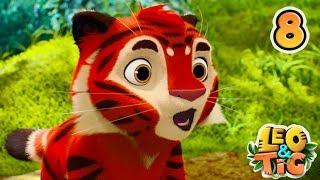 Leo and Tig - Episode 8 - New family animated movie - Kedoo ToonsTV