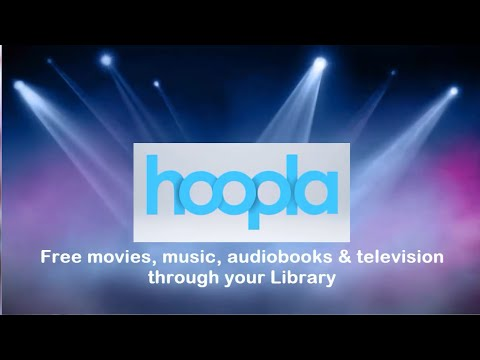 Hoopla on a PC or Mac