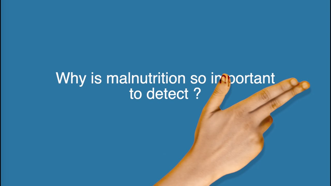 Why is malnutrition so important to detect? Interview to Prof. Rocco Barazzoni