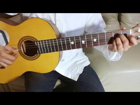 Hari Merdeka (17 Agustus 1945) - H Mutahar | Tutorial Gitar Fingerstyle Cover