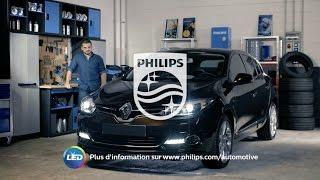 PHILIPS TUTO - Comment remplacer les lampes de votre Renault Megane 3
