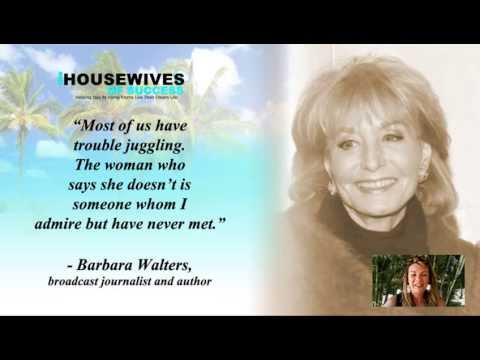 Video Quotes | Successful Women - Barbara Walters Quote