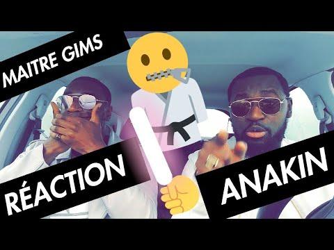 REACTION LES YEZA MAITRE GIMS - ANAKIN | ZEROA100