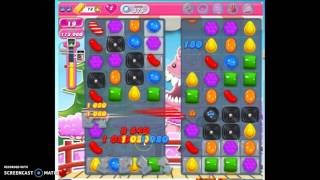 Candy Crush Level 375 w/audio tips, hints, tricks