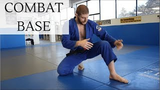 Combat Base | Jiu Jitsu Movement Library