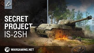 World of Tanks Blitz: Field Test the IS-2Sh