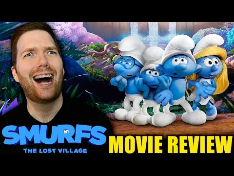 Smurfs: The Lost Village – Movie Review