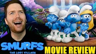 Smurfs: The Lost Village - Movie Review