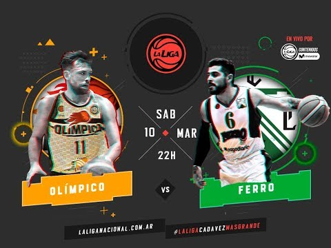 Liga Nacional: Olímpico vs. Ferro | #LaLigaEnTyCSports