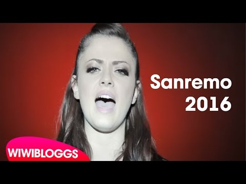 Sanremo 2016 participants: Annalisa, Arisa, Noemi among our favourites | wiwibloggs