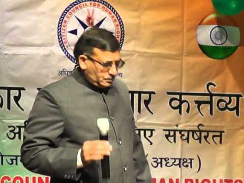 Shaan Teri Kabhi Kam Na Ho Patriotic Song Rendered By Roshan Lal, Pratapgarh.