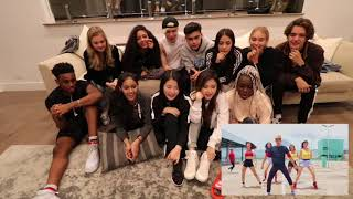 Now United - Reaction Video ('Summer in the City' by Unio Project)