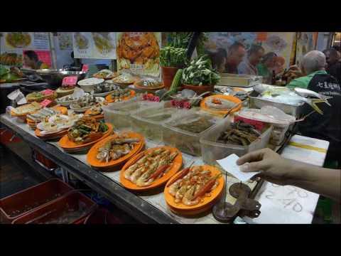 Temple Street Night Market Hong Kong (March 2016)