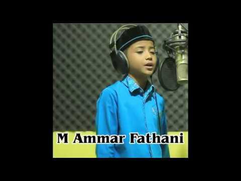 [Audio] M Ammar Fathani - Al Alaq