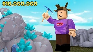 THE MOST CRAZY DIGGER GAME | Epic Mining 2 Roblox English