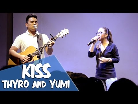 Thyro and Yumi — Kiss (Never Let Me Go) | LIVE Performance