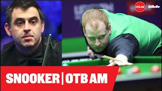 Beating Ronnie O'Sullivan | Jordan Brown on #OTBAM