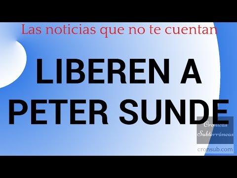 Las noticias que no te cuentan: Liberen a Peter Sunde