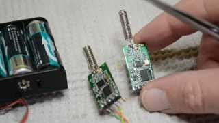 Long range Wireless UART made simple with 2 HC11 modules 4 Arduino too