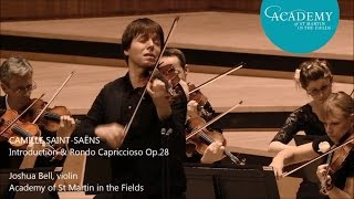 Joshua Bell and the Academy of St Martin in the Fields