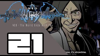 NEO: The World Ends with You -  WALKTHROUGH PLAYTHROUGH LET'S PLAY GAMEPLAY - Part 21