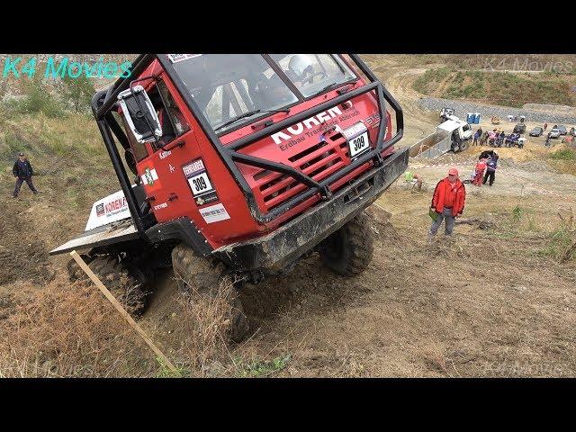 Steyr Truck   Europe Truck Trial   no. 309   Limberg-maissau, Austria 2018
