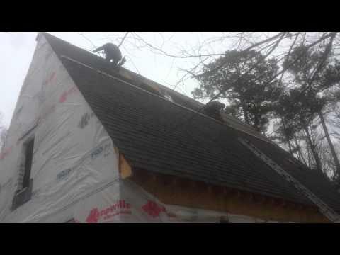 Trabajando duro en el roof 2