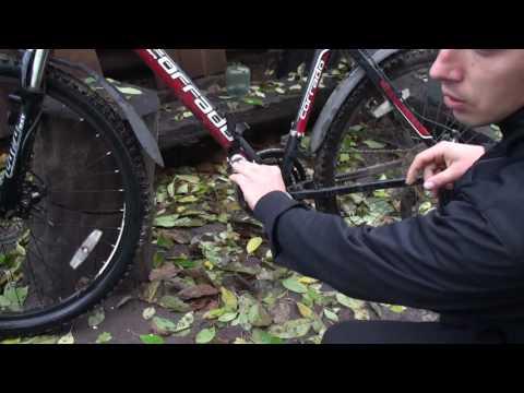 Как спастись от холостого прокручивание педалей вперед на горном велосипеде