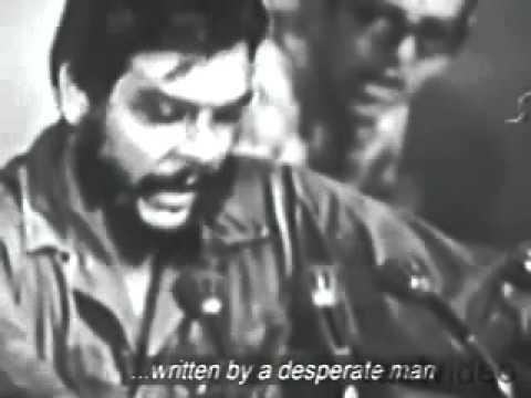 Che Guevara - Minister of Industry
