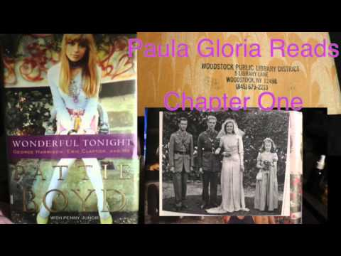 Paula Gloria reads Pattie Boyd