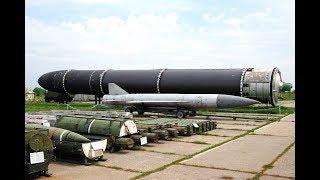 Чем ответила Россия на вызов США Новые виды вооружений  Сармат