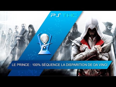Assassin's Creed Brotherhood - Trophée Le prince | 100% sync
