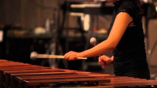 BACH Cello Suite No. 5 for Marimba - Jisu Jung